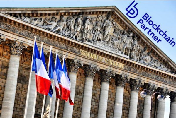 Blockchain Partner à l'assemblée Nationale