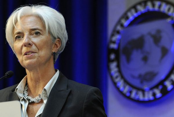 FMI christine lagarde cryptomonnaies